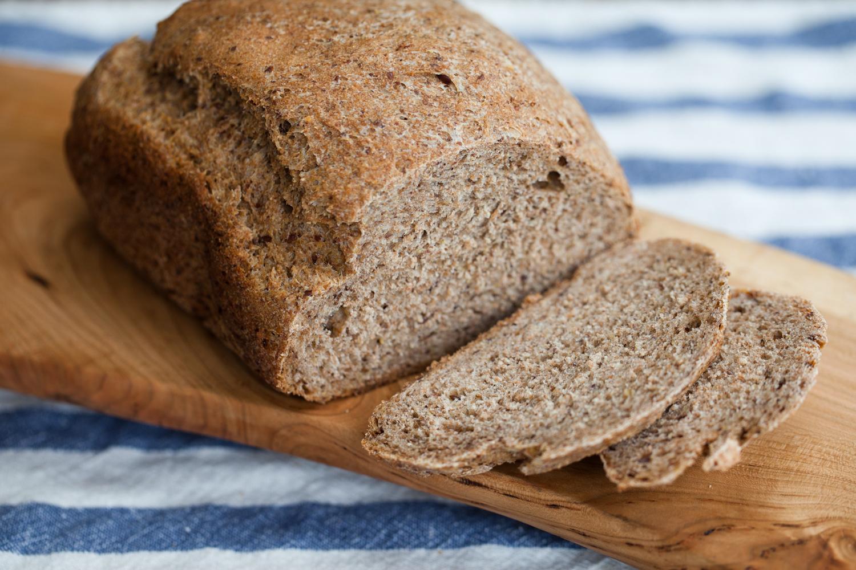 whole wheat bread machine recipe