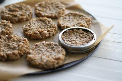 Vegan Gluten-free Oat Burger Patties
